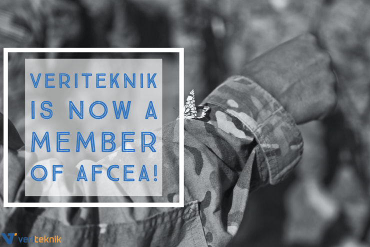 VeriTeknik became a member of AFCEA